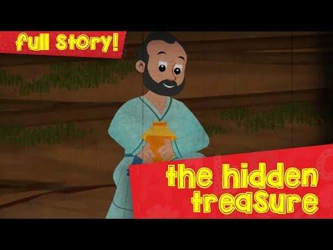 The Hidden Treasure   English   Parables Of Jesus
