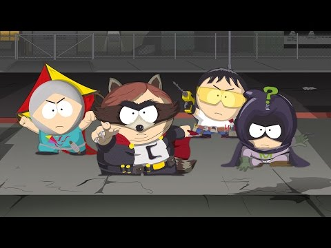 South Park: The Fractured But Whole #1
