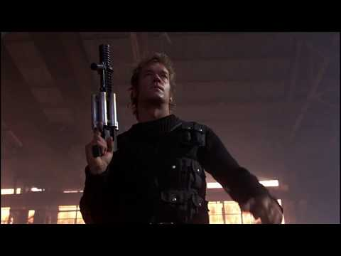 The Biggest Movie Explosions: Action Jackson (1988) How Do You Like Your Ribs?