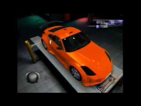 Juiced 2 Hot Import Nights – Nissan 350Z Tuning