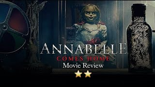 ANNABELLE COMES HOME - Movie Review by Comicbook.com
