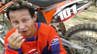 11. Riding Magazine#200 : Dirt Bike Riding Test-KTM 150SX 2012