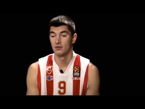 Pre-season interview: Luka Mitrovic, Crvena Zvezda MTS Belgrade