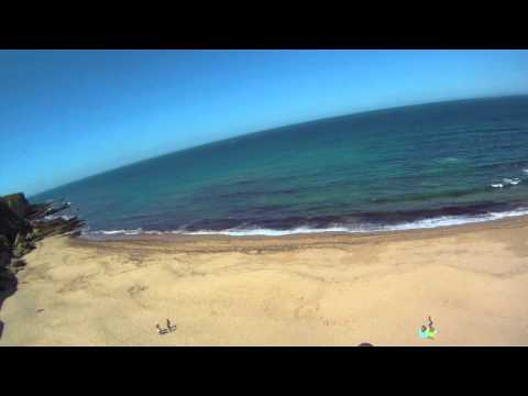 Waggas Praia das Bicas, Paragliding Portugal 6-8-12