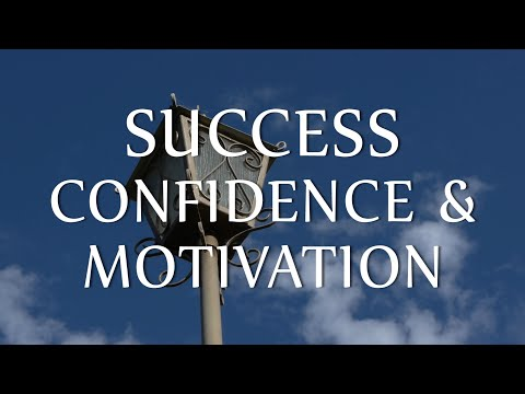 Hypnosis for Letting Go of the Fear of Success (Confidence & Motivation)