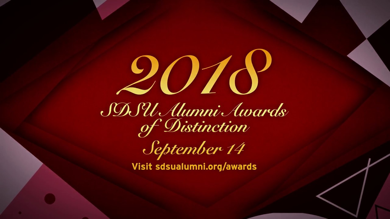 SDSU Alumni Awards of Distinction: Helina Hoyt