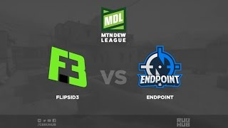 Team Endpoint vs FlipSid3 Tactics - ESEA Premier Season 24 - de_mirage [sleepsomewhile]