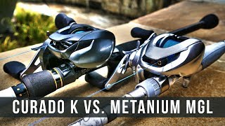 Video Shimano Curado K vs. Metanium MGL. (Is the Metanium worth $400?) MP3, 3GP, MP4, WEBM, AVI, FLV Desember 2018