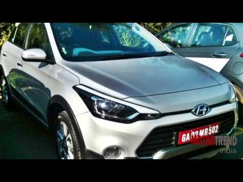2015 Hyundai i20 Active First Review – Motor Trend India