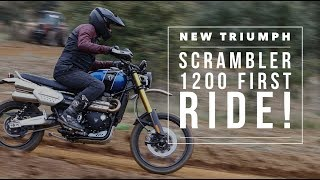 9. Triumph Scrambler 1200XC and XE (2019) | First Impressions Review