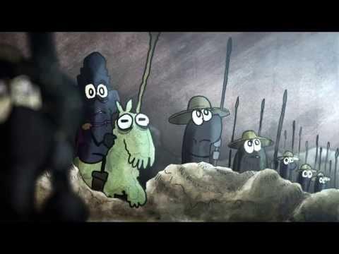 The Sugar Bugs   (Cal Arts BFA2 Animation)
