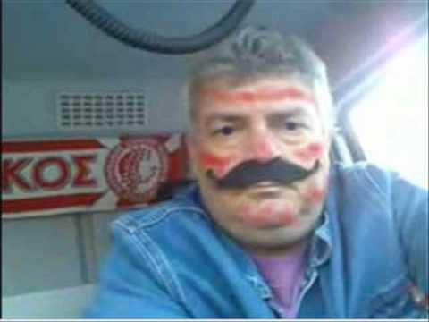Νταλικιέρης περιγράφει προσπέραση και ζημιά to sarantatrio (видео)