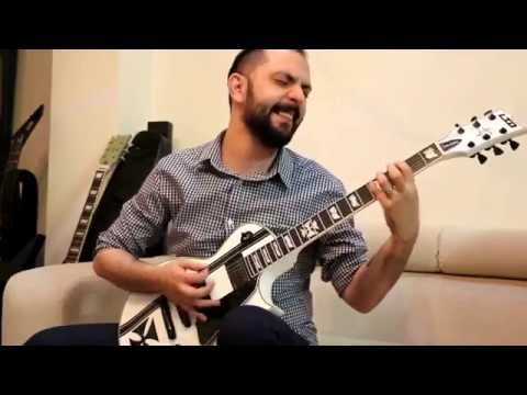 metallica - blackend cover BY ROUZBEH DILMAGHANI
