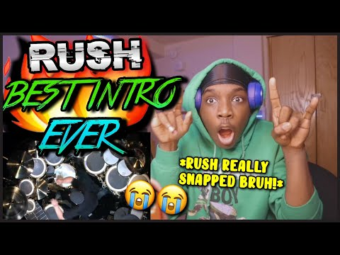 RUSH - Best intro EVER!!!!!!!!!! [REACTION!]🔥
