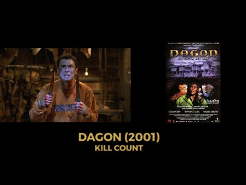 Dagon (2001) Kill Count