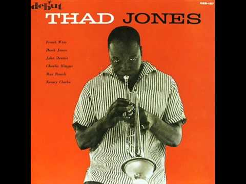 Thad Jones And Charles Mingus – Thad Jones And Charles Mingus