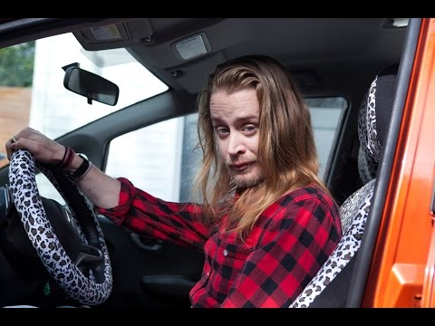 Macaulay Culkin Reprises  Home Alone  Character in Twisted Web