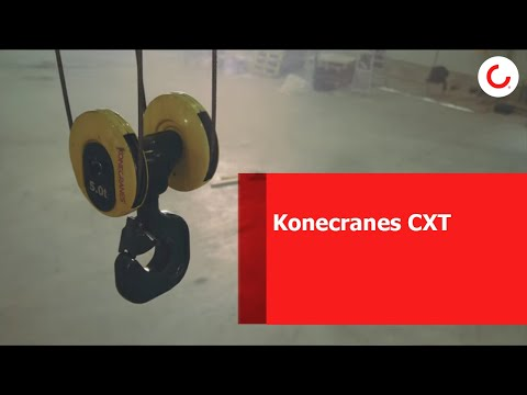 Konecranes CXT cranes