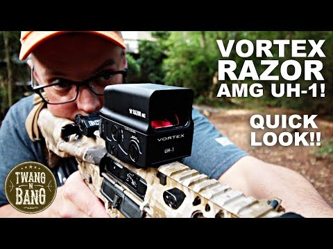 Vortex Razor AMG UH-1! Quick Look (видео)
