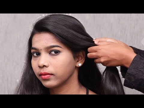 Beautiful Hairstyles for long hair girls   Latest party Hairstyles for girls  2018 hairstyles