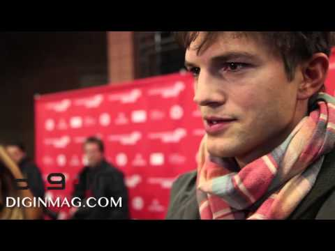 Sundance 2013 | Ashton Kutcher JOBS Movie Premiere Interview