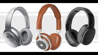 Video Top 5 Best Wireless Bluetooth Headphones 2017 TopReviews MP3, 3GP, MP4, WEBM, AVI, FLV Juli 2018