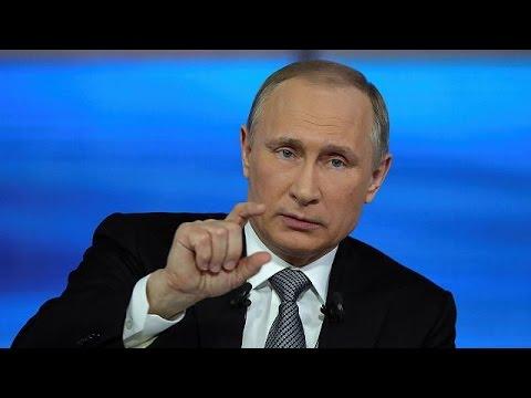 Ρωσία: Ο Πούτιν για τον «πνιγμό» Ποροσένκο-Ερντογάν