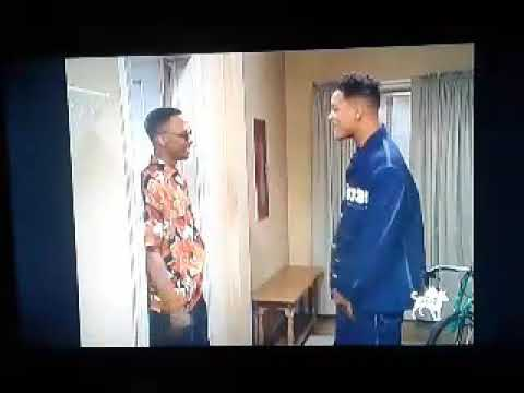 The Fresh Prince of Bel Air - Will Thrown Out Scene