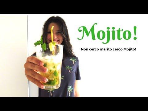mojito cocktail - ricetta