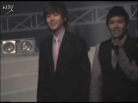 Kyuhyun By SECRET- The humble magnae (видео)