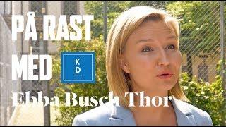 Ebba Busch Thor: Skolan lider av administrationssjukan