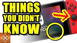 Video 10 Awesome Things You Didn't Know Your NINTENDO SWITCH Could Do MP3, 3GP, MP4, WEBM, AVI, FLV Desember 2018