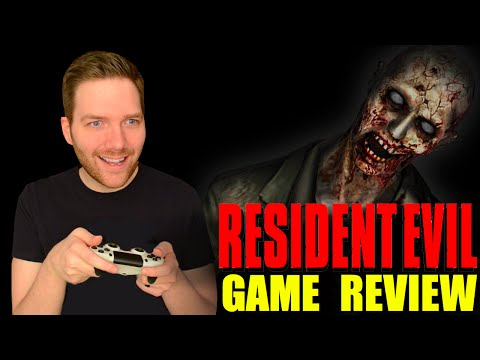 Resident Evil HD – Game Review