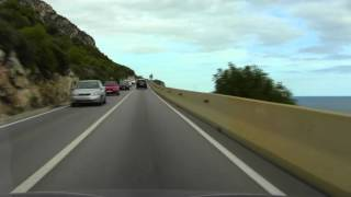 Castelldefels Spain  city pictures gallery : C-31 Barcelona , Tramo Sitges - Castelldefels / Barcelona Coast - Highways in Spain