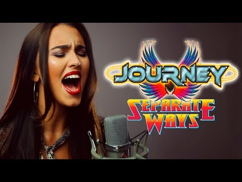 """Journey  """"Separate Ways"""" Cover"""