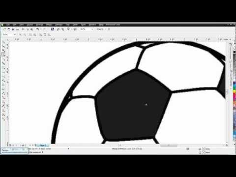 CorelDRAW X6 For Beginners Simple Vector Trace Project