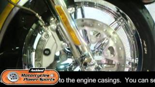 10. 2012 Harley-Davidson CVO FLHTCUSE7 Ultra Classic Electraglide