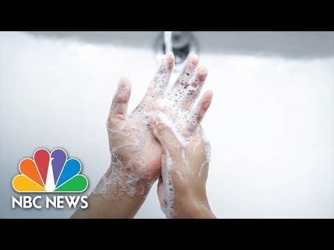Living With OCD During A Pandemic | NBC News NOW