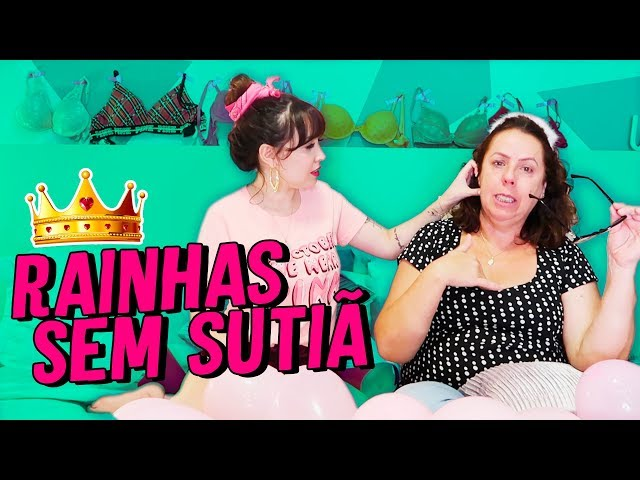 RAINHAS SEM SUTIÃ - MINHA SOGRA - Taciele Alcolea