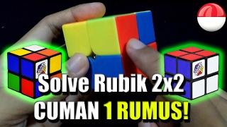 Video Cara Menyelesaikan Rubik 2x2 Dengan SATU RUMUS!! MP3, 3GP, MP4, WEBM, AVI, FLV Desember 2018