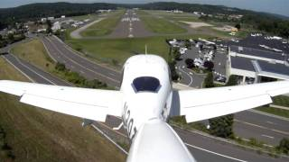 GOPRO HERO HD KDXR RWY 26 Approach And Landing
