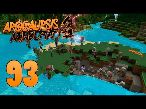 BATALLA DE EJERCITOS!! | #APOCALIPSISMINECRAFT3 | EPISODIO 93 | WILLYREX Y VEGETTA