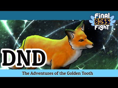 Video thumbnail for Fighting up the Tower of Wind – The Adventures of the Golden Tooth – Final Boss Fight Nerd Night