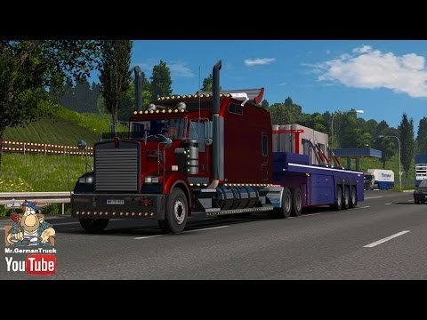 Kenworth W900Long Remix for 1.25