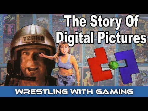 The Rise & Fall Of Sega CD's Live Action Video Games - The Story Of Digital Pictures