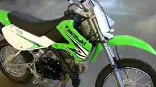 7. 2008 Kawasaki KLX110 At RideNow Peoria