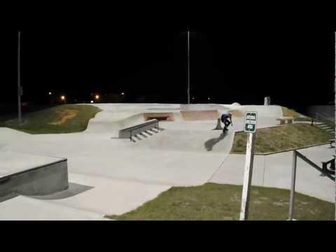 Englewood FL Skatepark With The Homies