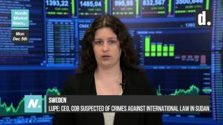NMN 2016-12-05 - OPEC-meeting and M&A's