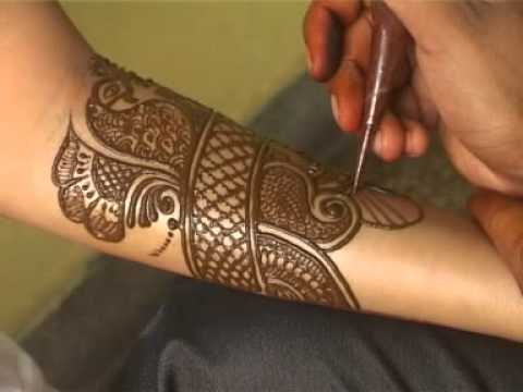 How To Make Henna Mehendi Designs Bridal Mehendi by Sunil Kumar...