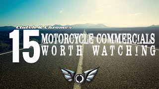 Video 15 Motorcycle Commercials Worth Watching MP3, 3GP, MP4, WEBM, AVI, FLV Desember 2018